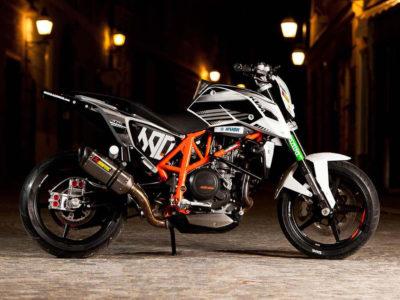 Harley Davidson Dirty Bike