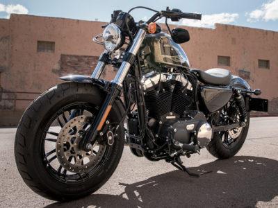 Harley Davidson Cruiser Bike