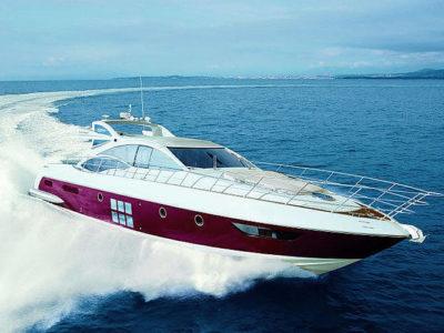Fantail 50 Pilothouse Trawler With Flybridge