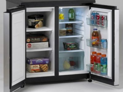 Home Refrigerator In Good