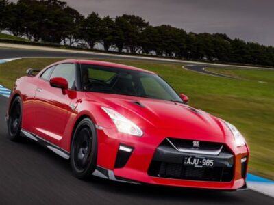 Driving The Epic 2017 Nissan GT-R Sports Edition