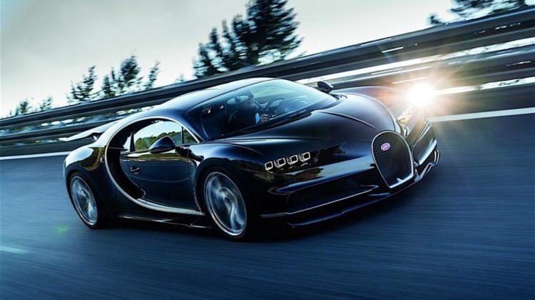 2017 Bugatti Chiron : Again with the Overkill