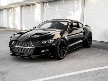 Mustang Shelby GT350 Coupe
