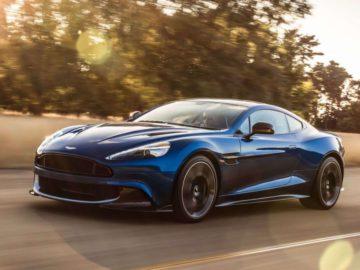 2017 Aston Martin V8 Vantage Vantage S Coupe 2dr