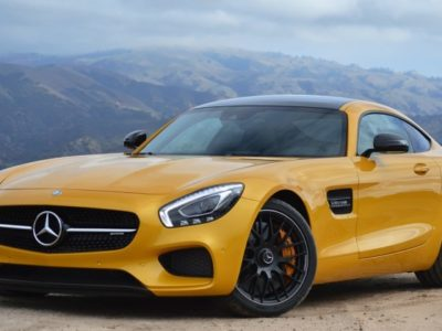 2018 Mercedes-Benz AMG GT Roadster First Drive