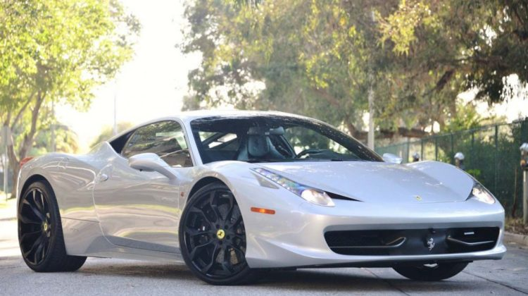 2015 Ferrari 458 Italia Convertible a true sports car