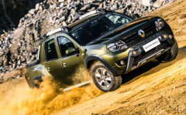 Renault Duster 2017