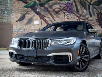 2017 BMW M760 Sports & Luxury Car