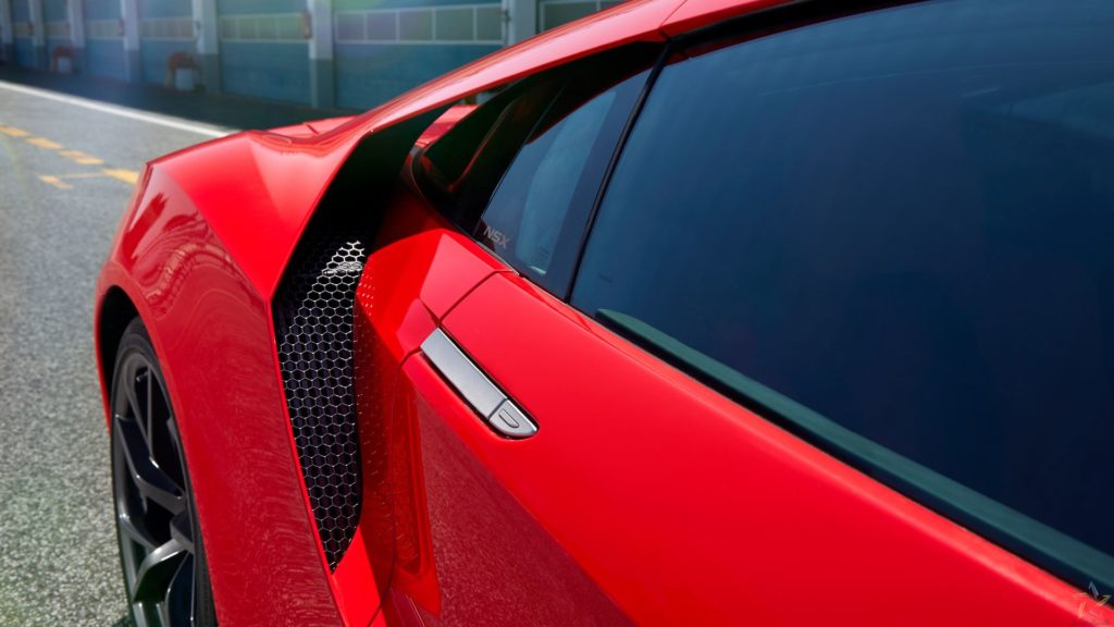 3 17 1024x576 - The 2017 Honda NSX: A Responsible Supercar